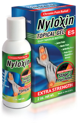 Nyloxin Topical Gel ES
